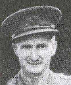 Second Lieutenant Sandy Campbell