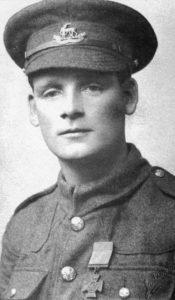 Arthur Hutt VC